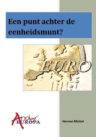Een punt achter de eenheidsmunt