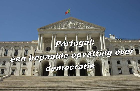 Portugese democratie